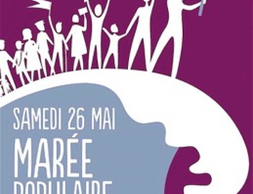 La FSU appelle à manifester le 26 mai